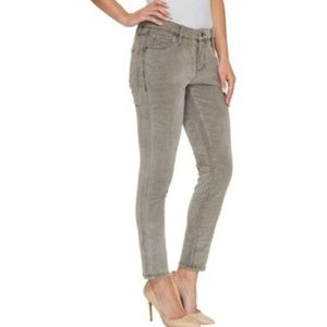 Jag Jeans Mera Skinny Ankle in Plush Waffle Knit